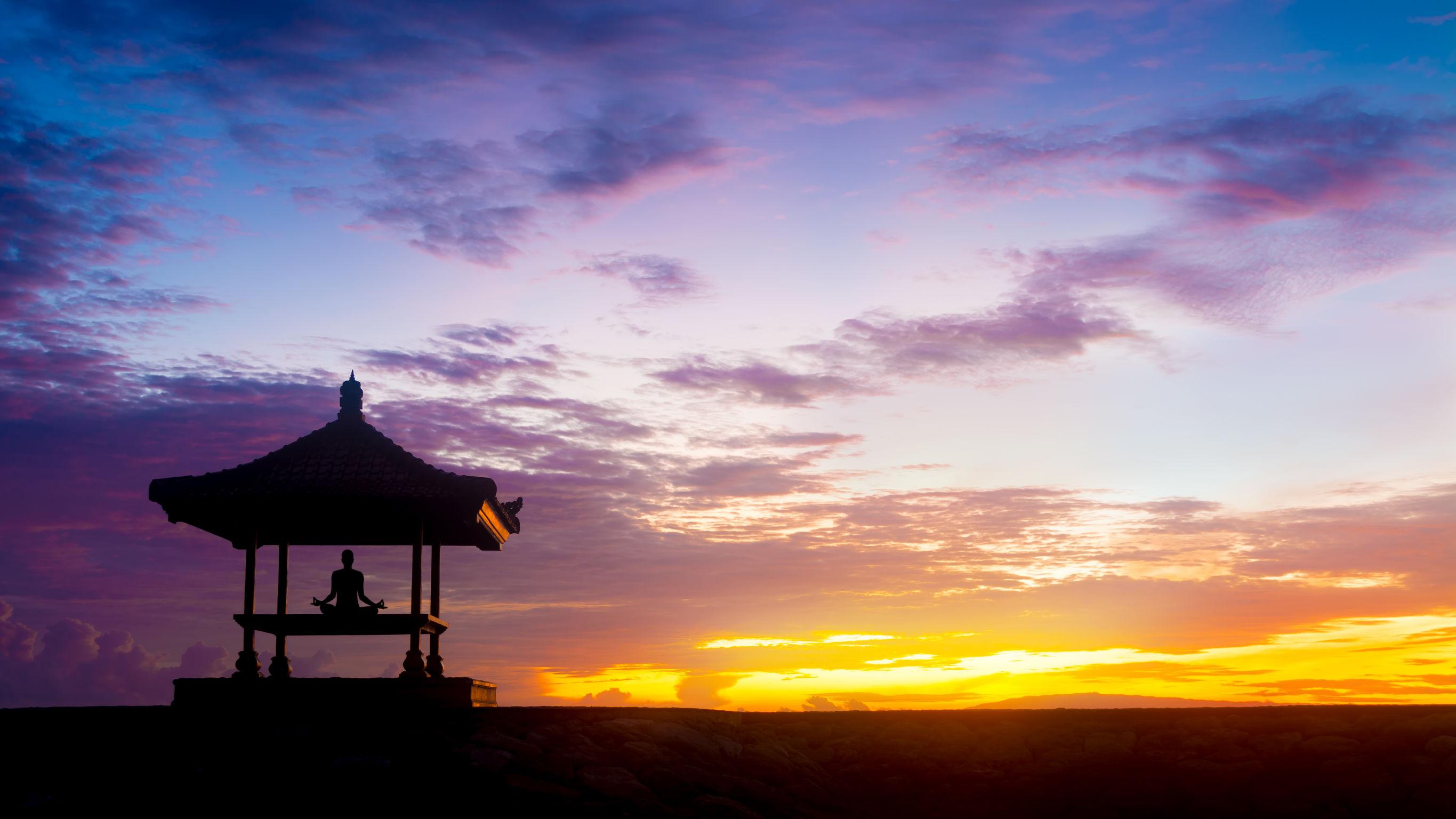 La méditation : cultiver le silence, la paix intérieure